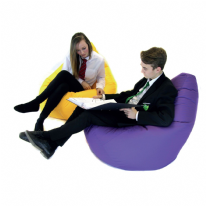 Teenage Reading Beanbag Pod